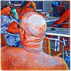 The bald guy (plismo) Tags: guardalavaca holguin cuba