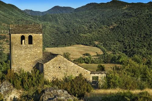 Iglesia Románica de San Félix (Rapún.Huesca )