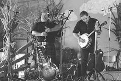Mudmen (Linda McIlwain) Tags: mudmen celticrock bagpipes robbycampbell sandycampbell jeremyburton danwestenenk mikemeacher