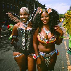 West Indian Day Parade (slightheadache) Tags: 2016 6x6 brooklyn caribbean film filmcamera laborday labordayparade mamiya mamiya6mf mamiya6 mediumformat nyc newyorkcity parade party westindian westindiandayparade westindianparade beauty