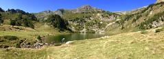 Etang noir - Les rabassolles (yamnas10) Tags: lac etang ariege mijanes querigut