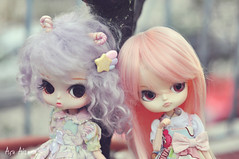 Doll meeting (Au Aizawa) Tags: dollmeeting byul secomi dal phoebe hellcatpunks mohair