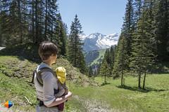 Views! (HendrikMorkel) Tags: austria family sonyrx100iv vorarlberg sterreich bregenzerwald mountains alps alpen berge natursprngewegbrandnertal