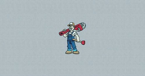 digitized #plumber - true flat rate embroidery digitizing - prices start at $5.99 per design. Email your artwork in pdf, jpg or png format to indiandigitizer@gmail.com. http://ift.tt/1LxKtC5 #FlatRateEmbroideryDigitizing #Indiandigitizer #embroiderydigiti