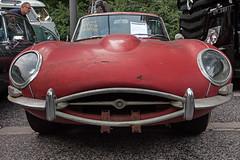 Jaguar E  Type (Burminordlicht) Tags: stadtparkrevival stadtpark hamburg classiccars oldtimer