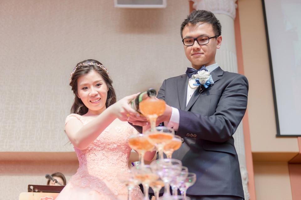 台南婚攝 情定婚宴城堡永康館 婚禮紀錄 C & V 151