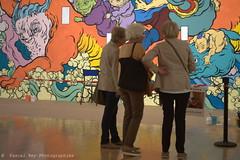 _DSC3296_v1 (Pascal Rey Photographies) Tags: mac musedartcontemporain muse museum art fresquesurbaines peinturesurbaines urbanart streetart lyon lugdunum walls murs peinture