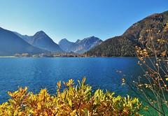 Achensee , Austria (adr.vesa) Tags: lake water panorama landscapes mountains berg austria achensee