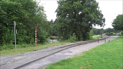 CGVH Trammotor unit NAR168. (Franky De Witte - Ferroequinologist) Tags: spoorwegen eisenbahn chemin de fer railway     estrada ferro  ferrocarril  ferrovia  tramlijn strassenbahn streetcar tramway
