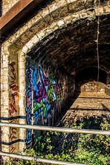 Graffiti. (photographymichaelmorgan) Tags: beautifull mystical abandoned factory urban urbex exploring photography art creative