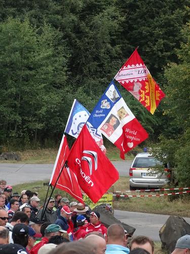 ADAC Rallye Deutschland 2012 312 WP9 Arena Panzerplatte - Citroen Fans