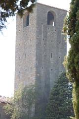 Campanile della chiesa di San Baronto (Matteo Bimonte) Tags: campanile romanico sanbaronto lamporecchio