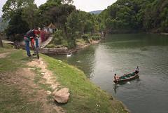 Fewa Lake (jordanmatyka) Tags: travel nepal asia pokhara पोखराउपमहानगरपालिका pokharāupamahānagarpālikā pokharasubmetropolitancity