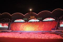 Arirang Mass Games (Laika ac) Tags: northkorea 2012 pyongyang dprk massgames maydaystadium arirangmassgames arirangmassgamesandartisticperformance