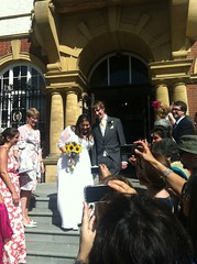 Married!