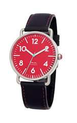 Witherspoon - Red  $190 (Judy Halassy) Tags: watches michaelgraves