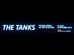 The Tanks at Tate Modern: Fifteen Weeks of Art in Action