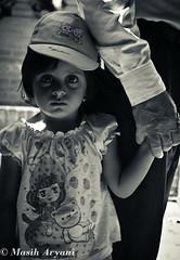 B&W-2 (Masih Aryani) Tags: blackandwhite bw girl children blackwhite kid iran age shiraz بچه سیاهوسفید دختربچه gapofage