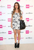 Amanda Byram - London Fashion Week Spring/Summer 2013