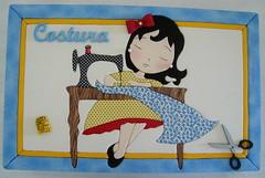Caixa de Costura em tecido (ARTE ENCANTO - III) Tags: caixa patch patchwork tecido caixadecostura patchembutido patchworkembutido patchworksemagulhas patchsemagulhas