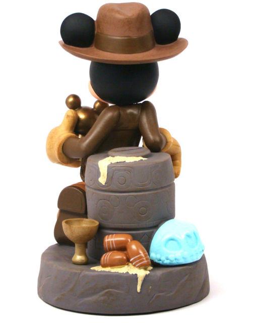 迪士尼樂園限定『法櫃奇兵:印第安那瓊斯』米老鼠存錢筒