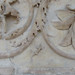 Ara Pacis, lizard and vine, north wall