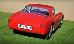 Matteo Panini's 1953 Maserati A6GCS Pininfarina Berlinetta pt.2 - 2012 Windsor Concours of Elegance (Motorsport in Pictures) Tags: windsor matteo panini concours maserati 2012 1953 elegance pininfarina berlinetta a6gcs