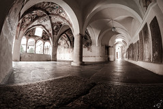 The cloister - Il chiostro (bigmike.it) Tags: old arch fisheye cloister 8mm chiostro altoadige colonne vecchio brixen bressanone archi vecchia samyang trentinoaltoadigesdtirol bestcapturesaoi elitegalleryaoi mygearandme mygearandmepremium rememberthatmomentlevel1 rememberthatmomentlevel2 wwwbigmikephotoit