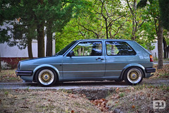 "VW Golf mk2 by Arch • <a style=""font-size:0.8em;"" href=""http://www.flickr.com/photos/54523206@N03/8005778909/"" target=""_blank"">View on Flickr</a>"