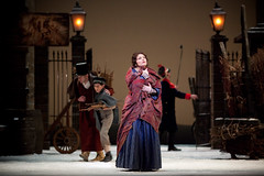 Cast Change: Hibla Gerzmava replaces Barbara Frittoli in La bohème on 9 and 12 March 2013