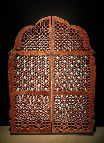 Inauguration des nouveaux espaces consacrés aux Art de l'Islam, et des nouvelles salles consacrées à l'Orient méditerranéen dans l'Empire romain au musée du Louvre - jeudi 20 septembre 2012