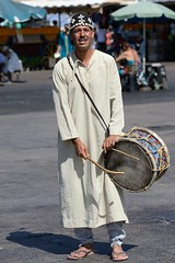 Djemaa el Fna, Marrakech-1 (johnaalex) Tags: morocco marrakech marrakesh djemaaelfna nikkor70200mmf28gedvrii d800e