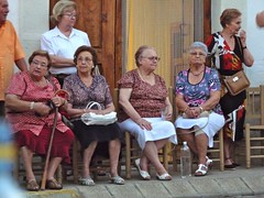 Spain, Xert (balavenise) Tags: ladies people spain peoplesitting xert spanishladies