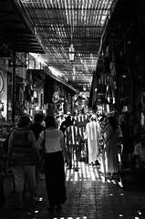 EL ZOCO (Der_Golem_) Tags: blancoynegro verano marruecos vacaciones 2012