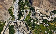 World Tourism Day 27 September (TARIQ HAMEED SULEMANI) Tags: pakistan tourism colors k trekking canon photography aerialview aerial hunza tariq aliabad supershot bej anawesomeshot concordians sulemani tariqhameedsulemani