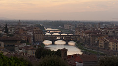 Ponte Vecchio (Tessie82) Tags: summer italy holiday florence ladolcevita tuscany firenze toscane cityview nikond3000