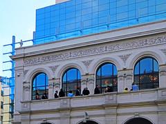 Hotel Novotel, Victory Avenue, Bucharest (Carpathianland) Tags: architecture romania bucuresti calea victoriei arhitectura