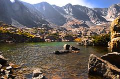 Lake of Glass - Rocky Mt. Nat'l Park (bigvern) Tags: mountains 20d canon landscape rockies colorado canon20d parks national rockymountains estespark nationalparks rockymountainnationalpark coloradorockies bigvern coloradoparks