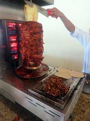 Taco pastor (Daquella manera) Tags: food mexico comida taco oaxaca pastor kebab huatulco