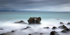 ocean uk longexposure sea sky cloud white seascape color... (Photo: Anthony Owen-Jones on Flickr)