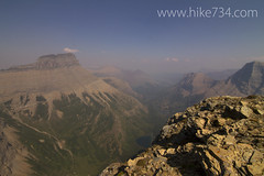 """View from Swiftcurrent Lookout • <a style=""""font-size:0.8em;"""" href=""""http://www.flickr.com/photos/63501323@N07/8048302150/"""" target=""""_blank"""">View on Flickr</a>"""