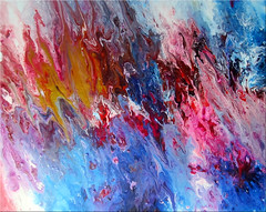 Avalon (imabstrato) Tags: abstract art movement paint acrylic abstractart experiment abstracto paiting explosive abstrato2102