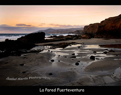 Evening in La Pared (Isabel Harris) Tags: fuerteventura lapared bellaclicks isabelharris