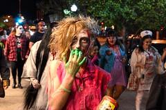 slime (roscoepoet) Tags: lawrence downtown poet kansas roscoe zombiewalk nikond7000 roscoepoet