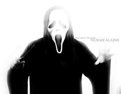 ..   ..            .. (Nurah Alajmi) Tags: usa black monster photography photo ksa alajmi norah backnorah