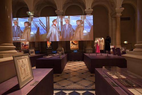 Photo diaporama - Paris vu par Holywood, avant ouverture au public