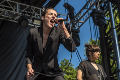 Savages_Pitchfork Day 2_July 16 2015_Annie Lesser (4) ((...please, call me annie)) Tags: music chicago concert nikon myspace d750 pitchfork fest musicfestival chicagoist 2016 unionpark p4k