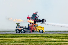 Smoke and Fire (Angelo Bufalino - AirTeamImages) Tags: skipstewart skip stewart prometheus airshow shockwave