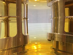 Sight glass (jasonwoodhead23) Tags: stainless steel sight glass dairy brewing wine salted