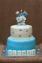 Christening cake (Eldriva) Tags: christeningcake